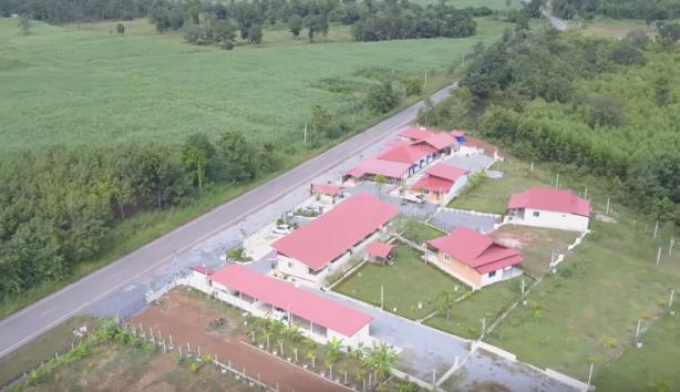 Leeya Resort Drone1